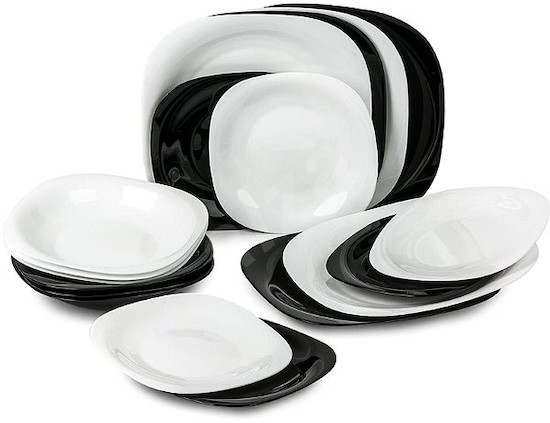 стеклянные тарелки Luminarc