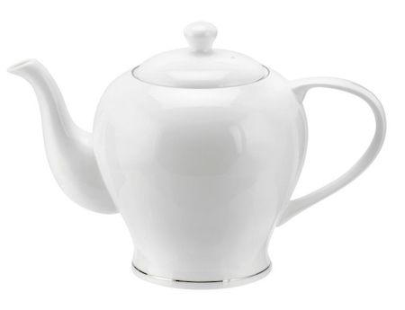 чайник костяной фарфор