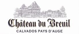 Логотип Chateau du Breuil