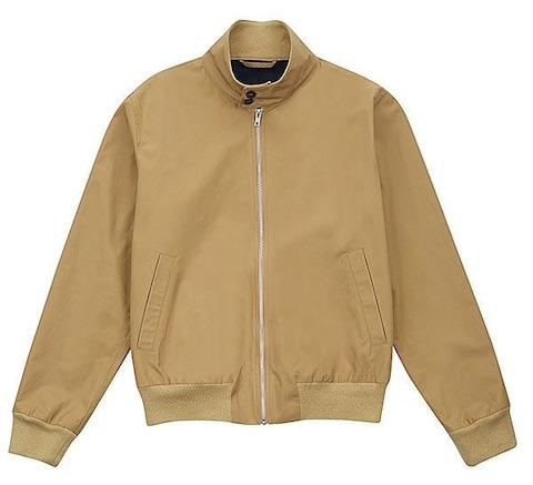 британские бренды курток