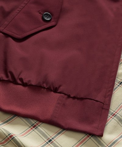 Grenfell куртка фрагмент