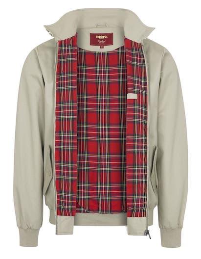 куртка Merc London