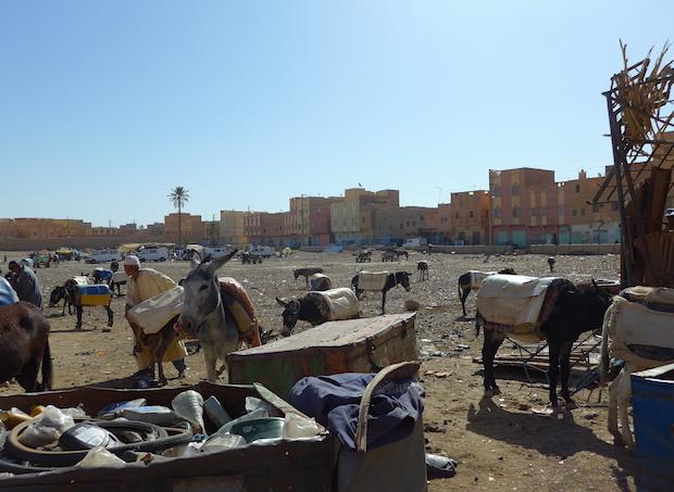 Риссани рынок