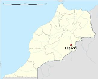 Риссани Марокко
