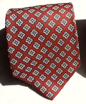 винтажный галстук