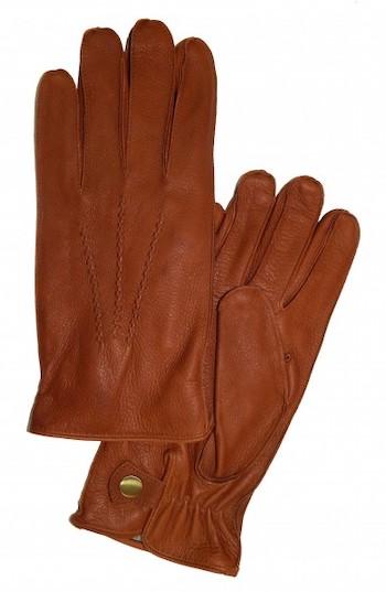перчатки Accent оленья кожа