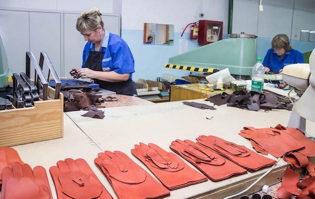 перчаточная фабрика Белоруссия
