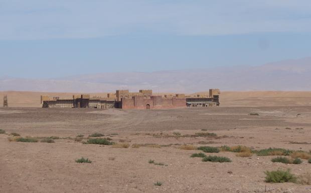 Atlas Studios пустыня
