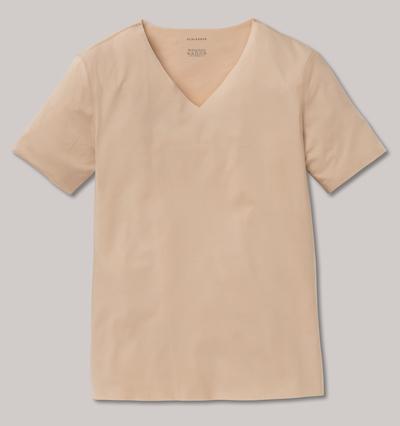 нижнее белье футболка телесного цвета