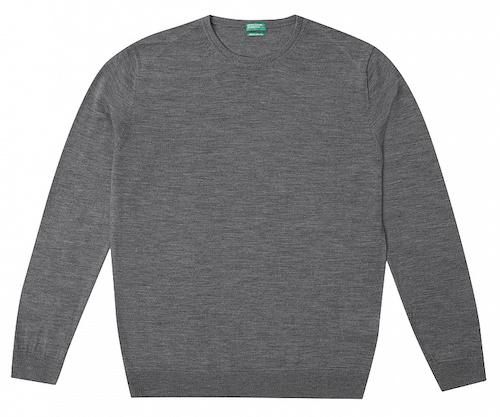 мужской свитер Бенеттон
