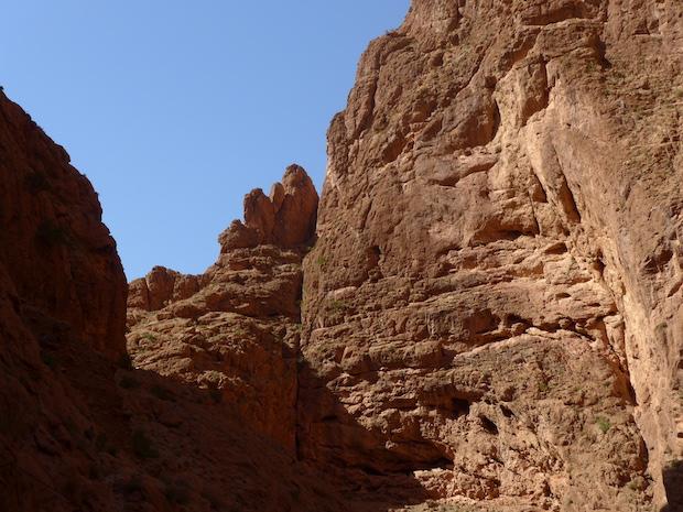 скалы Марокко
