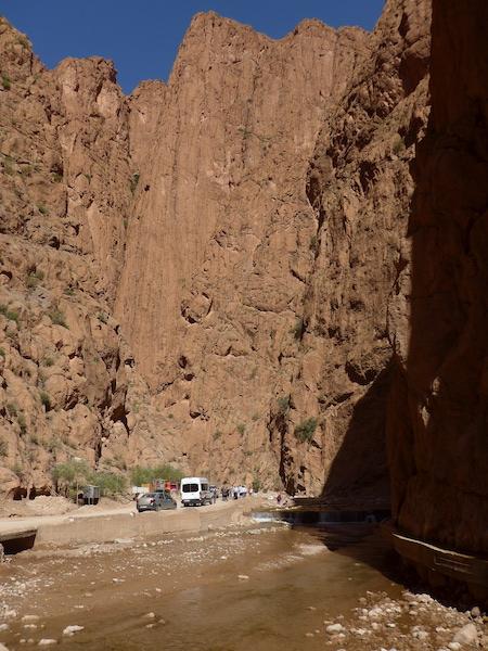 ущелье Марокко