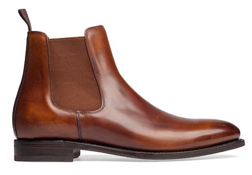 ботинки Бервик