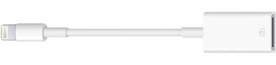 адаптер Apple Lightning USB