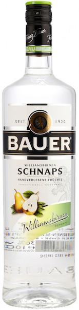 Шнапс Bauer груша