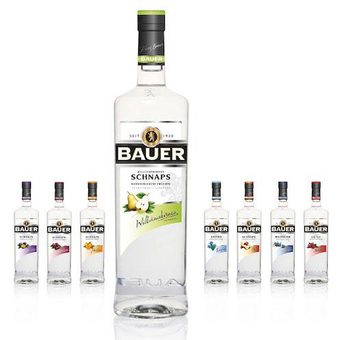 Шнапсы Bauer