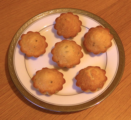 кексы с анисом