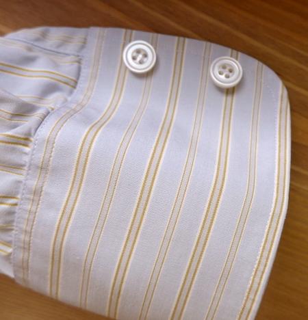 фрагмент французской рубашки