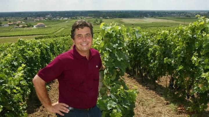 французский винодел