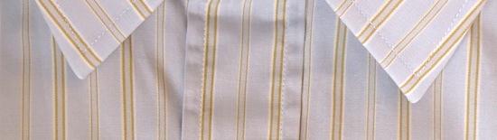уголки воротника рубашки