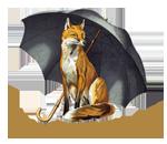 логотип Fox Umbrellas