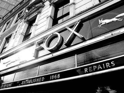 магазин зонтов Fox