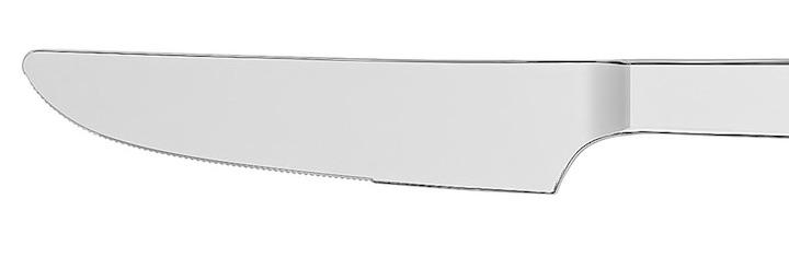 столовый нож из стали