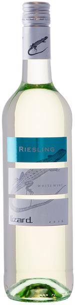 белое немецкое вино Lizard
