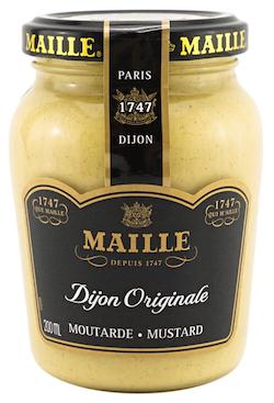 дижонская горчица Maille