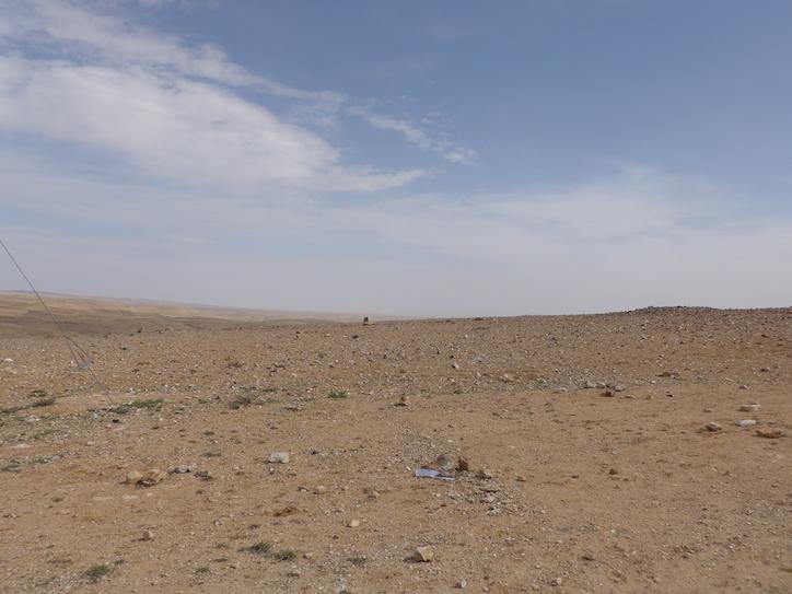 иорданская пустыня