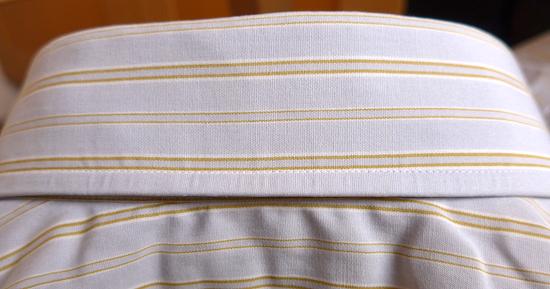 крой воротника рубашки