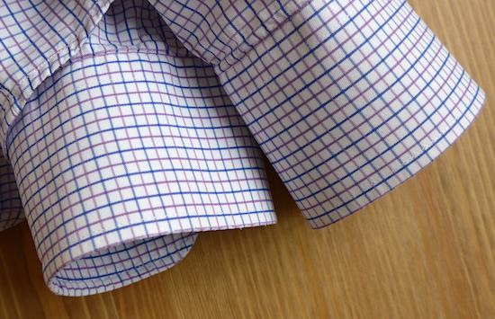 рубашка из китайской ткани