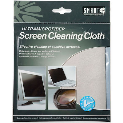 Салфетка для чистки экранов