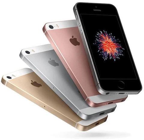 первый iPhone SE