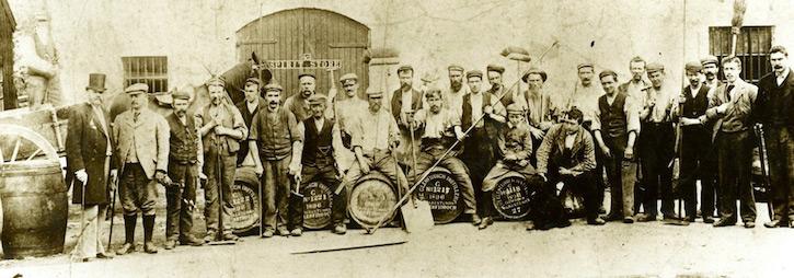 история виски Balvenie