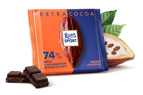 Ritter sport шоколад тёмный