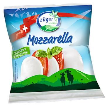 швейцарская моцарелла