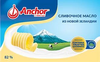 сливочное масло Анкор