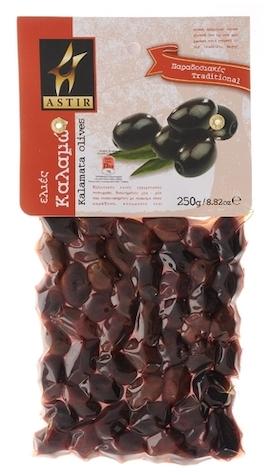 оливки Каламата марки Astir