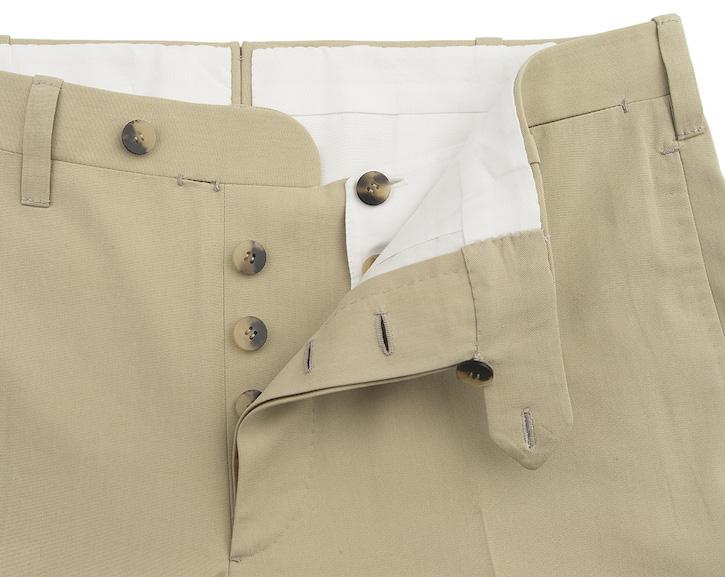 брюки ручной работы