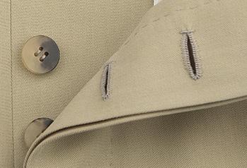петли на брюках Cesare Attolini