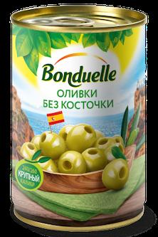 Bonduelle оливки