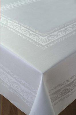 льняная ткань double damask