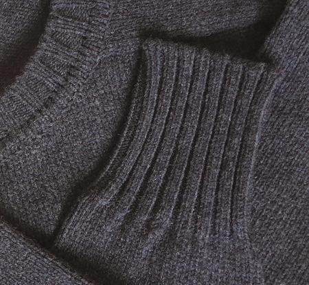 данные о свитере