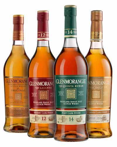 виски Glenmorangie