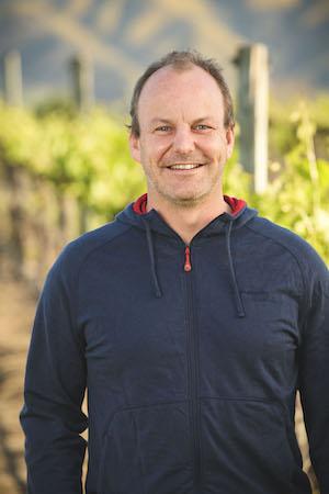 виноградарь в Новой Зеландии