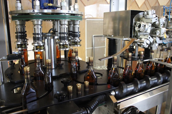 производство кизлярского коньяка