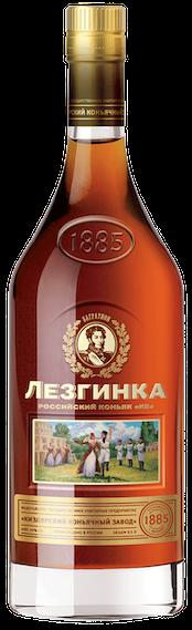 коньяк Лезгинка 6 лет