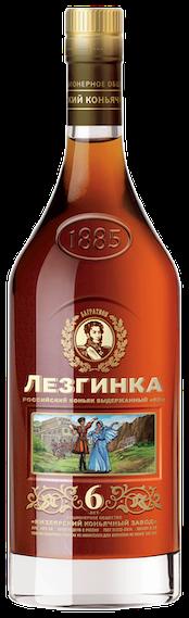 коньяк Лезгинка КВ