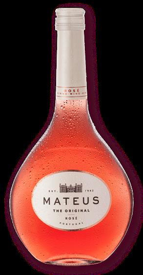 розовое португальское вино